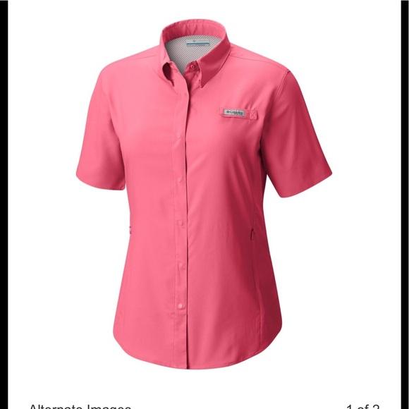 025c4515 Columbia Tops | Women Pfg Tamiami Ii Short Sleeve Shirt | Poshmark